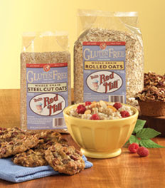 Gluten Free Oats from Bob's Red Mill - Bite of the Best