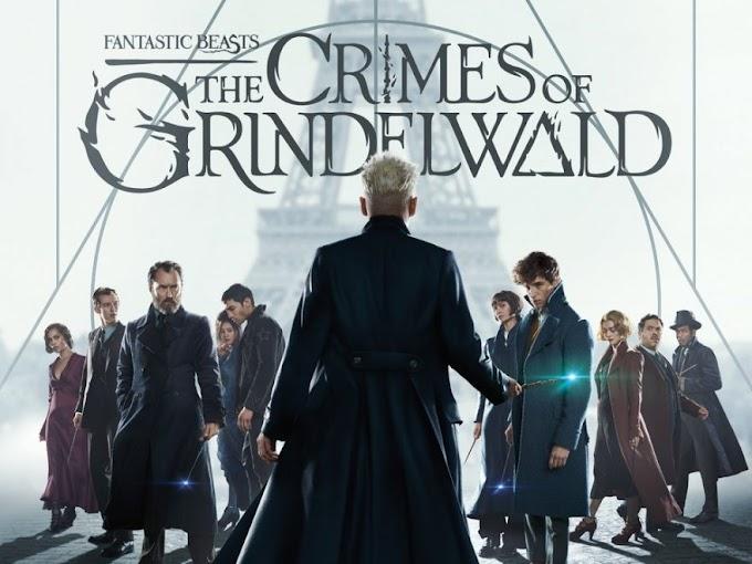 [FULL MOVIE] Fantastic Beasts: The Crimes of Grindelward (2018) MP4