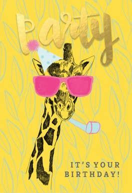 Party Animal   Birthday Card (free)   Greetings Island