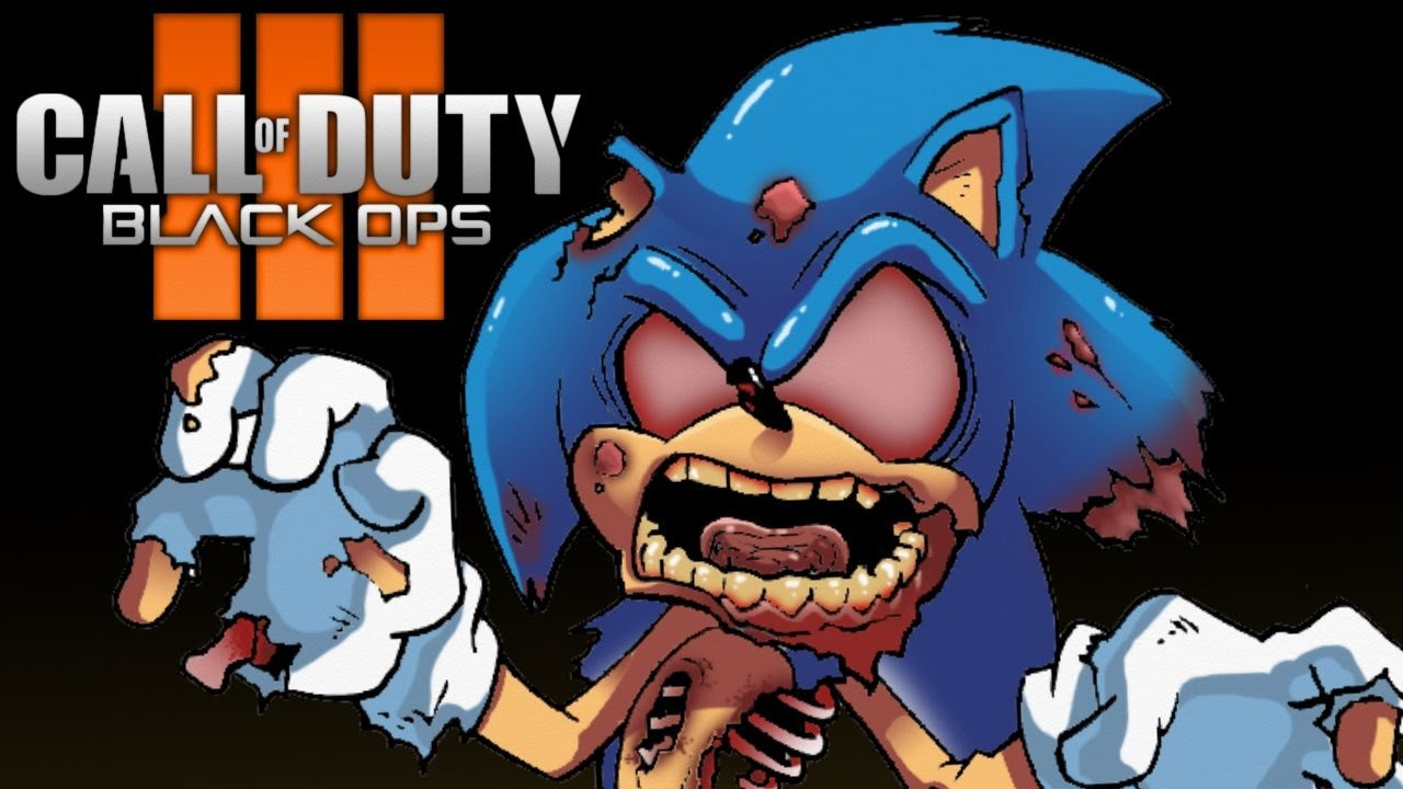 Bo3 Sonic Zombies Map Call Of Duty Black Ops 3 Mod