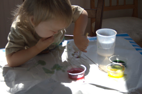Baby paints