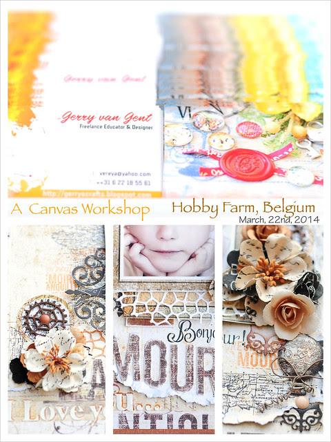 Bonjour Amour workshop Hobby Farm 1