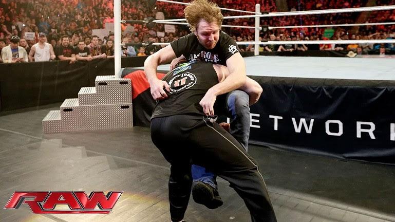 WWE: Resultados de Monday Night Raw 8 de febrero de 2016