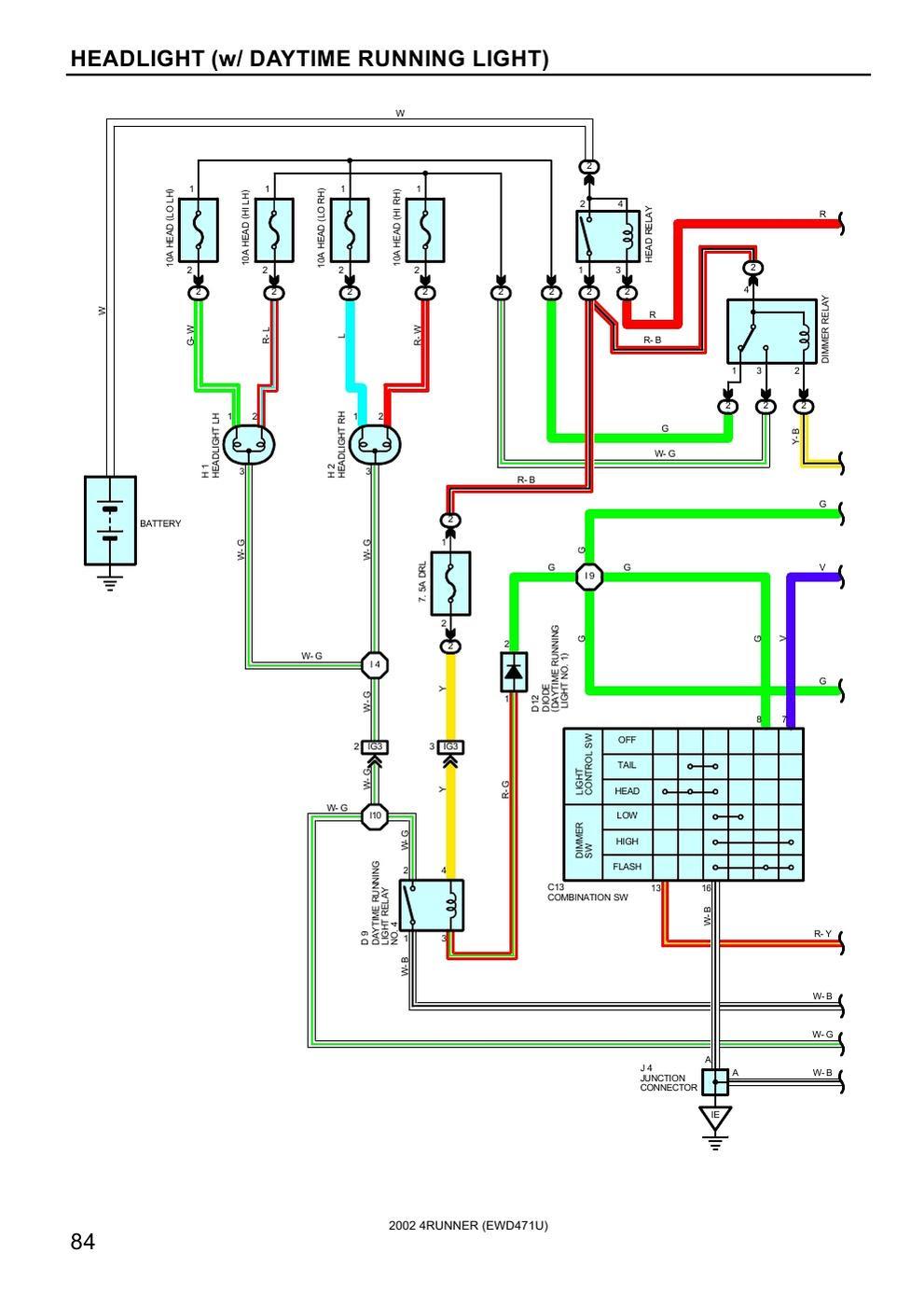 2012 wrangler headlight wiring diagram image 2