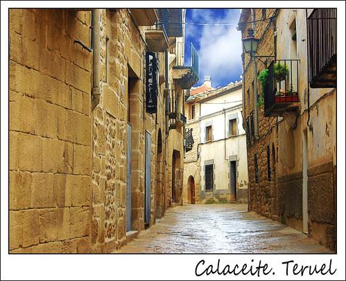 Calaceite. Teruel