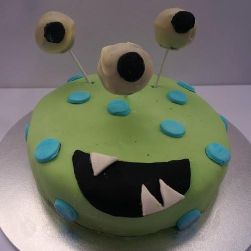Noah's 5th birthday cake