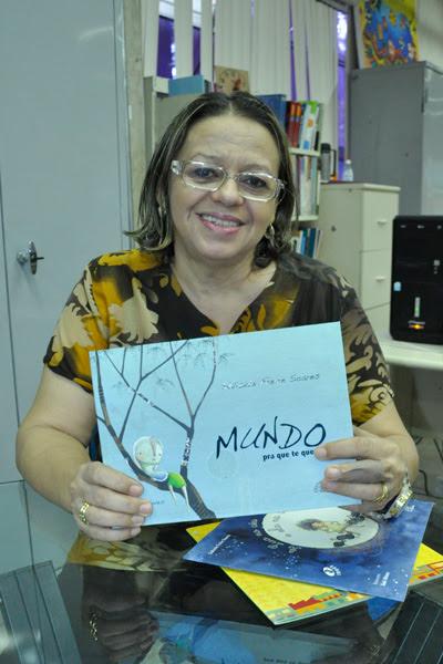 Trabalho da professora Salizete Soares faz releitura do filme Avatar