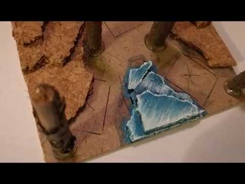Painting Ice - Creating a Multi Base part 2