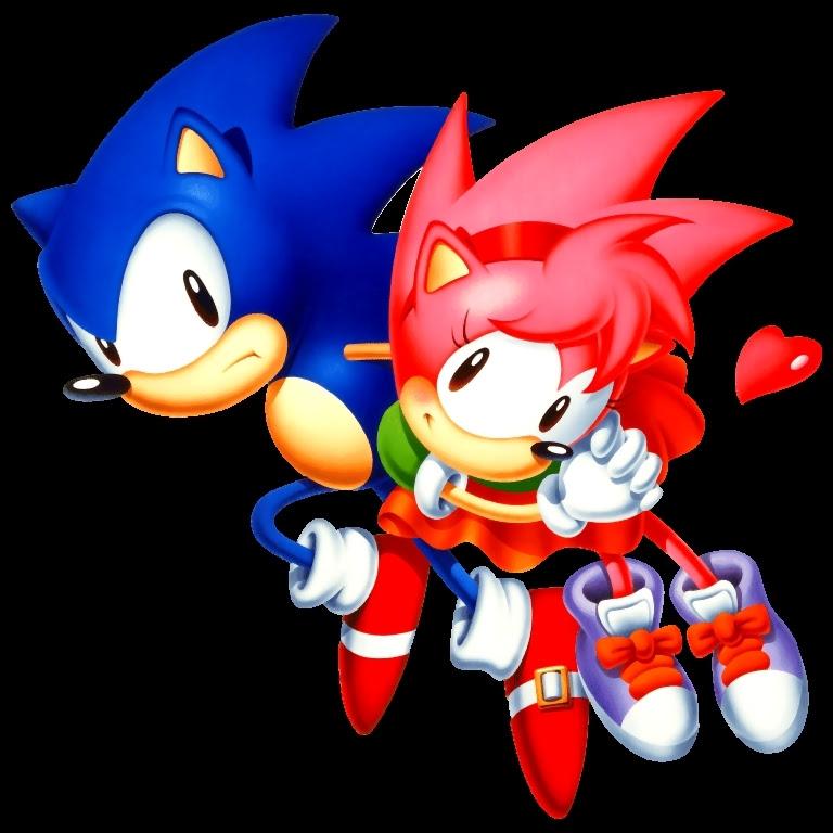 Sonic X Amy Wallpaper