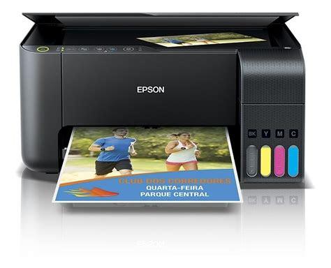 impressora multifuncional epson ecotank  wi fi direct