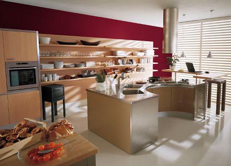 Modern Italian Kitchens from Effeti - new kitchen design trends