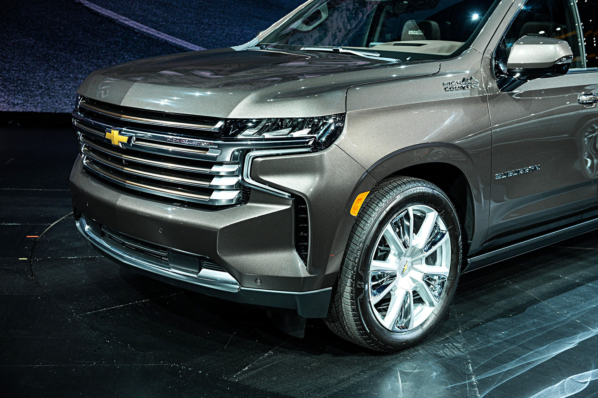 2021 chevrolet tahoe and suburban get new irs suspension