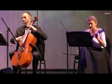 Ансамбль музыкального театра Олега Погудина. Vivaldi: Concerto for 2 Man...