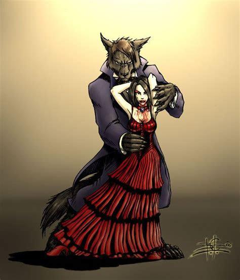 vampire  werewolve  love werewolves vampires fan