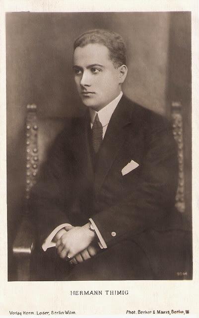 Hermann Thimig