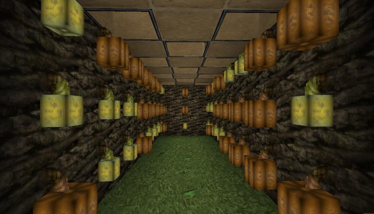Cocoa Bean farm Minecraft Project