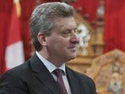Gjorge Ivanov Warren Kinsella