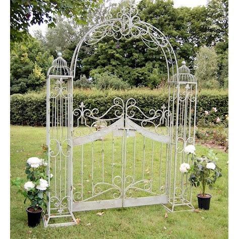 Garden Arch Metal Home Inspiration