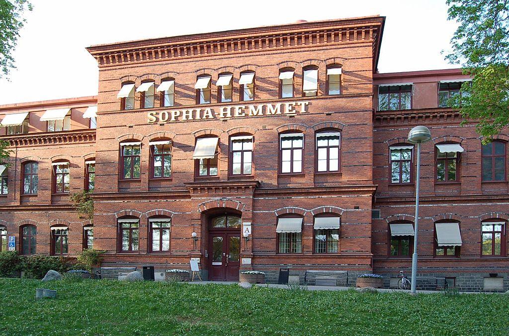 Sophiahemmet Stockholm front 20060509.jpg