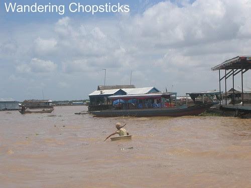 Chong Kneas Floating Village 8