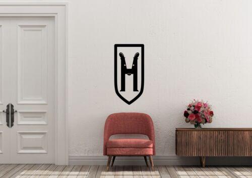 Wandtattoos Wandbilder House Banners Harry Potter Hogwarts Inspired Design Wall Art Decal Vinyl Sticker Mobel Wohnen