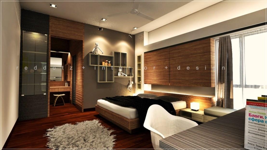 Parkland Home Bedroom 3D Interior Design Klang