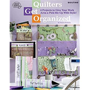 Quilters Get Organized 4237