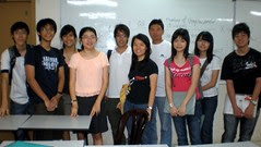 Group pic with Ms Chong