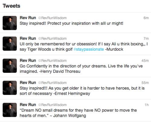 Rev Run Wisdom Quotes On Quotestopics