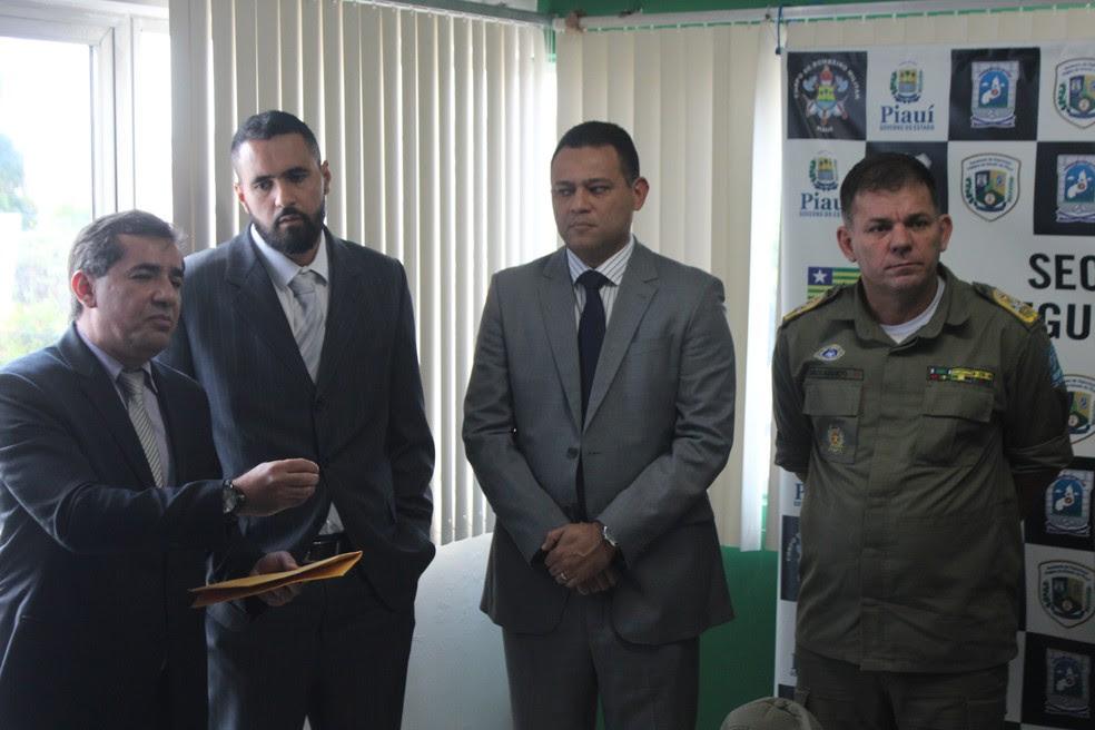 Segurança decide anular etapa de concurso da PM-PI após fraude (Foto: Catarina Costa/G1 PI)
