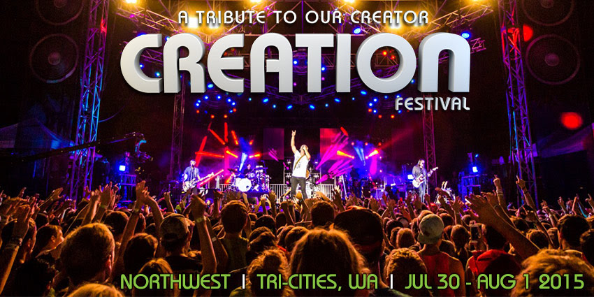 The Creation Music Festival Northwest Live In Kennewick Washington 2015