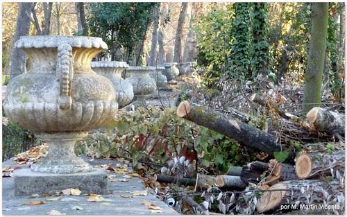 Jardines de Aranjuez, en 45 minutos
