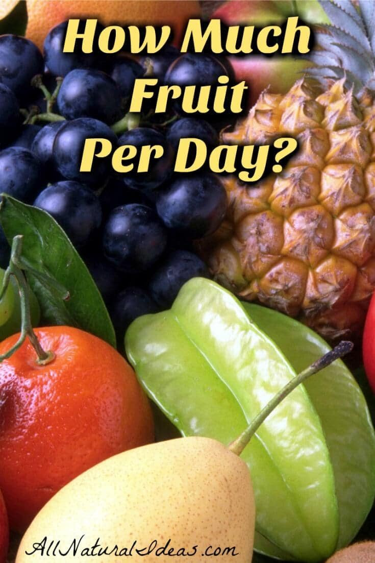 How Much Fruit per Day for Weight Loss and Diabetics ...