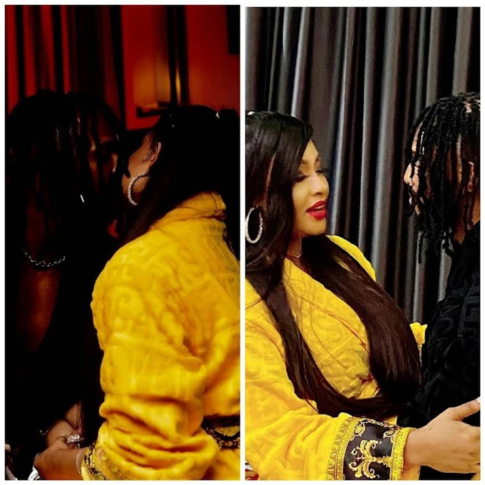 Love In The Air! Popular Actress, Actress Angela Okorie Gets Engaged (Photos)