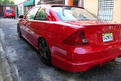 2005 Honda Civic Coupe Modified