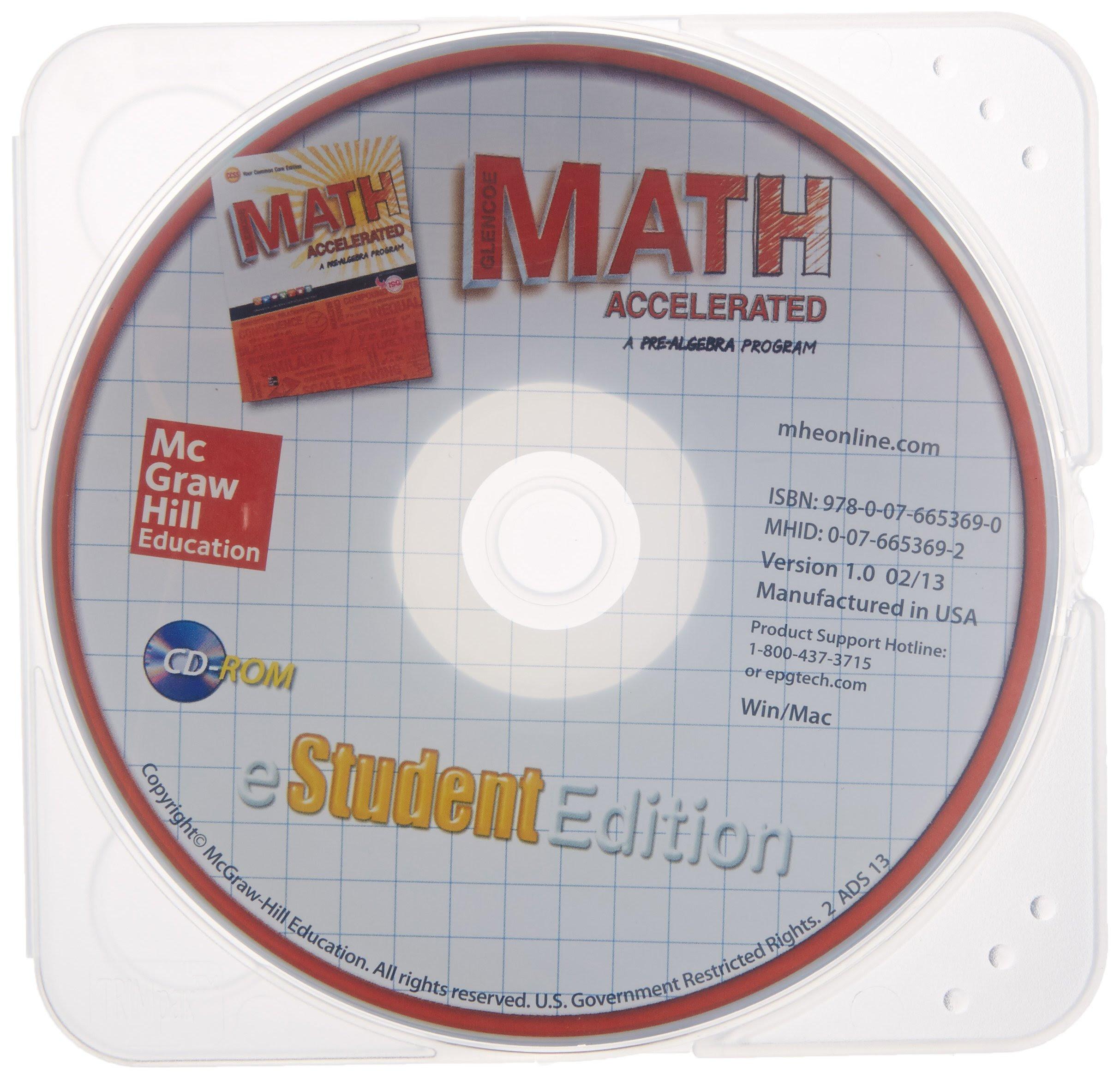 Glencoe Mcgraw Hill Math Connects Course 3 Workbook Answers glencoe