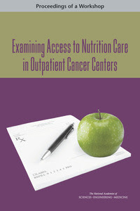 Cover Image: Examining Access to Nutrition Care in Outpatient Cancer Centers: