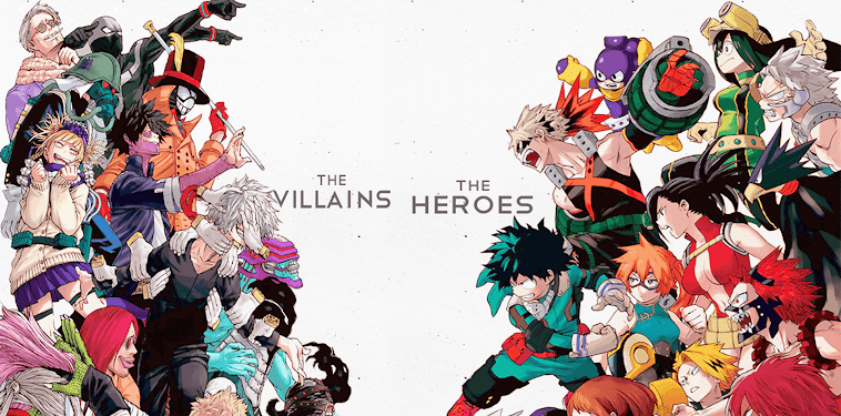 Boku No Hero Academia Wallpaper Desktop