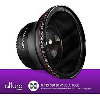 Harga Macyskorea 72mm 043x Altura Photo Professional Hd Wide