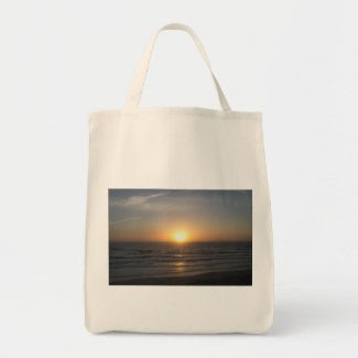 Beach Sunrise Bag