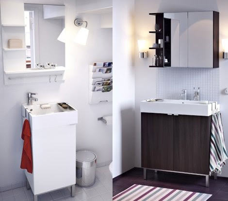 Dormitorio Muebles modernos: Espejos de bano ikea