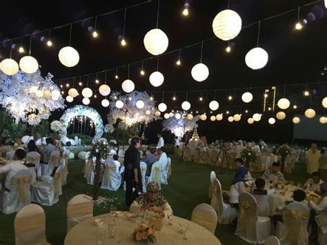 WEDDING PACKAGES   Bukit Darmo Golf