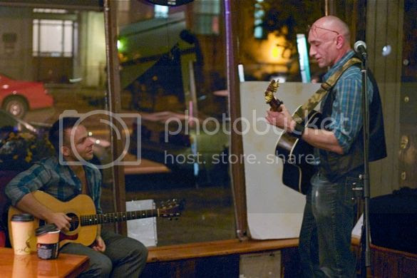 Tom Goss & Dudley Saunders