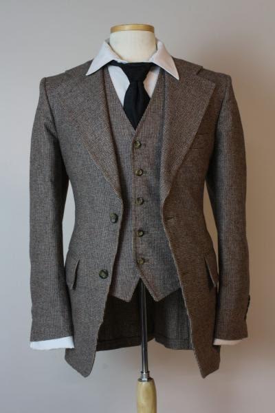 Piece Suits Indie Weddingsmonkey Suit Vintage Style Guide
