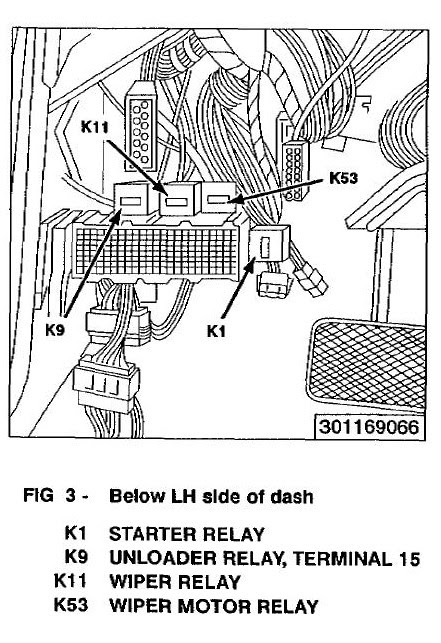 Bmw Wiring Diagrams E65