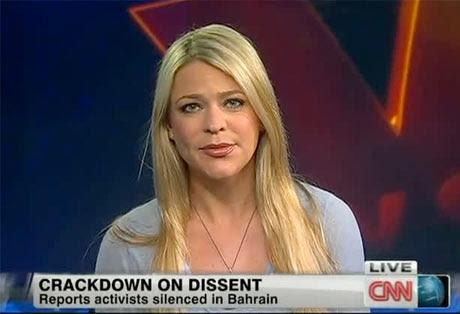 Amber Lyon, ex CNN informe