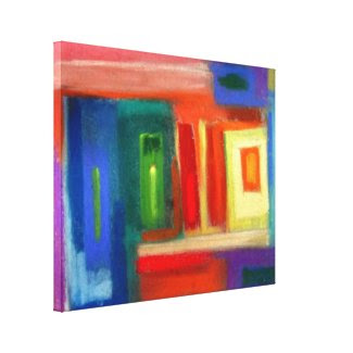 Windows: wrapped canvas stretched canvas prints