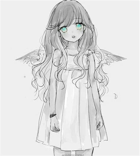 angel maximum ride manga narae lee cute angel sad