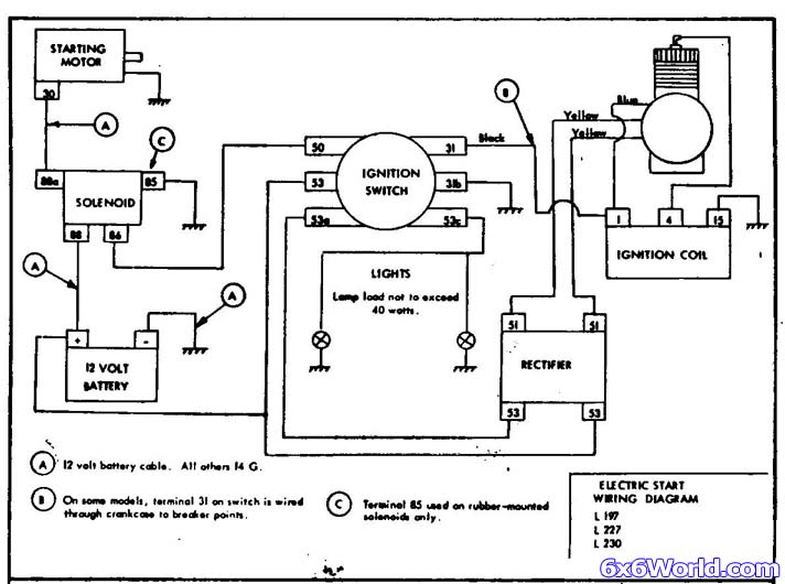 32 Kohler Voltage Regulator Wiring Diagram