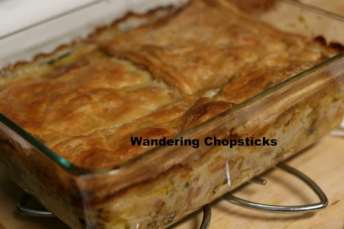 Turkey Pot Pie with Puff Pastry 2